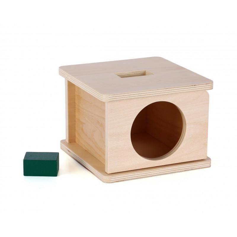 Imbucare Box W Rectangular Prism Ljlt006 By Leader Joy