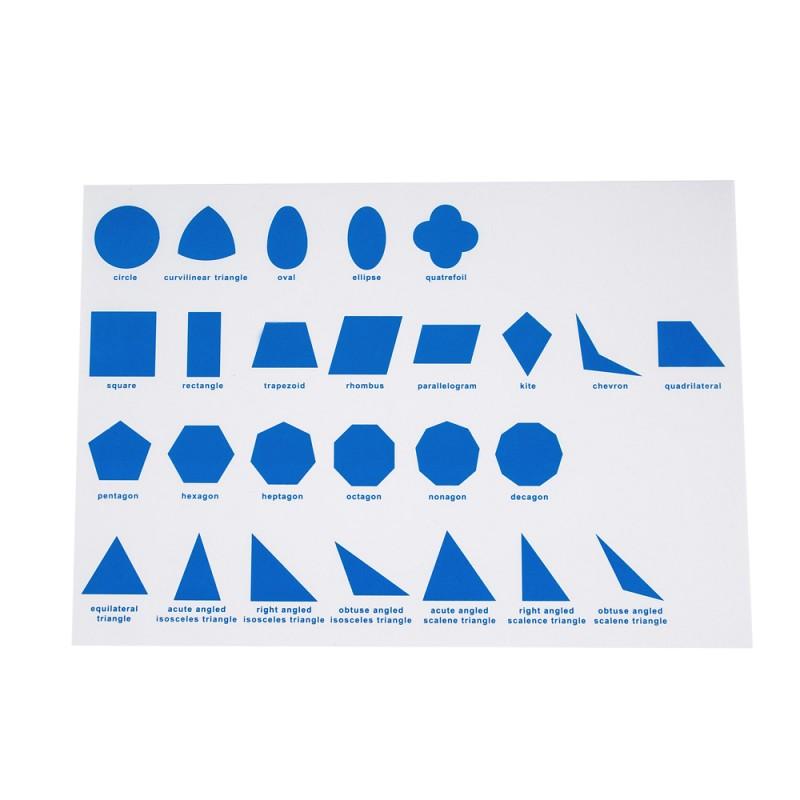 Geometric Cabinet Control Chart (LJSE018-2) by Leader Joy ...