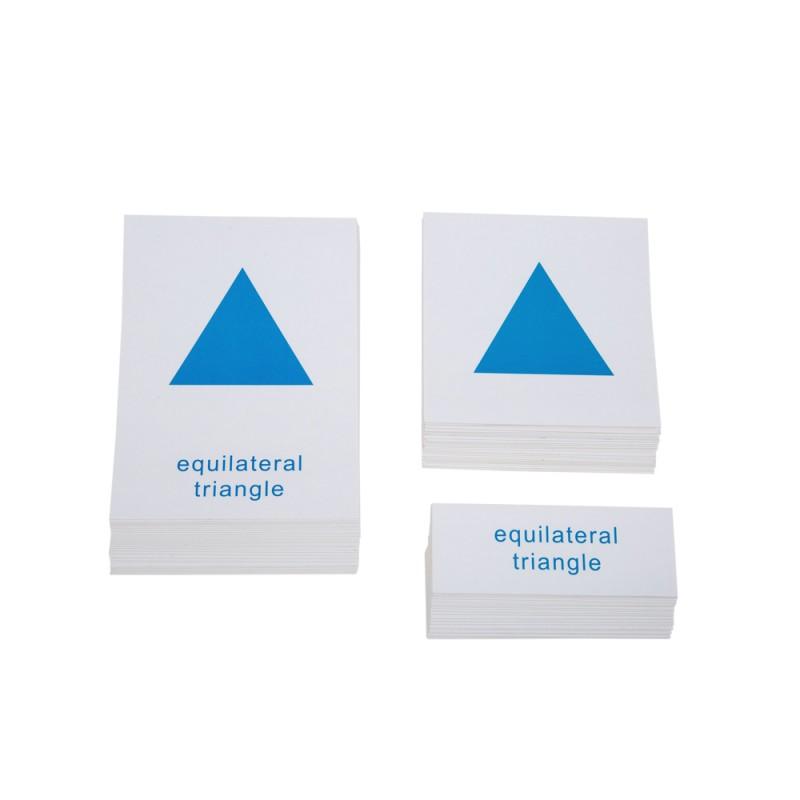 Geometric Cabinet Nomenclature Cards (LJSE018-1) by Leader Joy ...